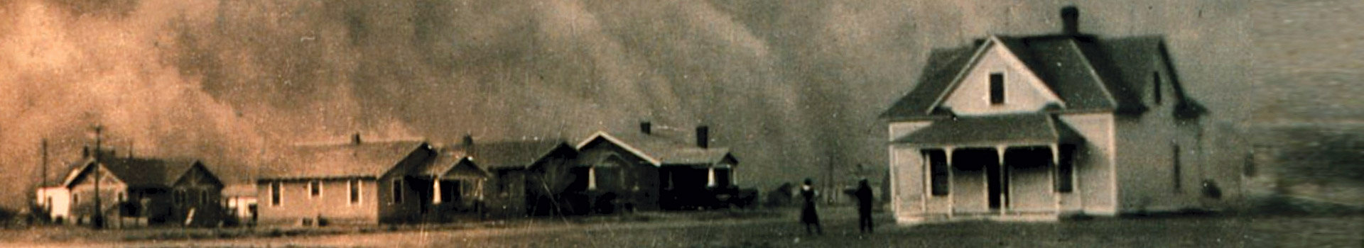 dust bowl dbq The dust bowl was a drought and heat wave that destroyed crops in the midwest in the 1930s it worsened the great depression and could happen again.