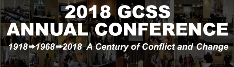 2018 GCSS annual conference